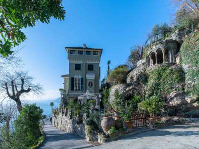 Image 2 | 6 bedroom villa for sale with 1.8 hectares of land, Camogli, Genoa, Liguria 223445