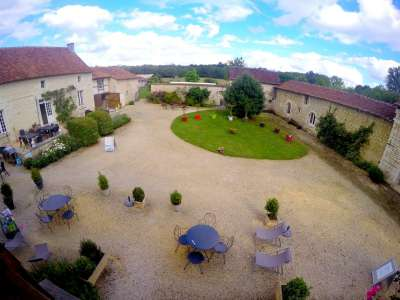 Image 1 | 14 bedroom house for sale with 10 hectares of land, Richelieu, Indre-et-Loire , Loire Valley 223470