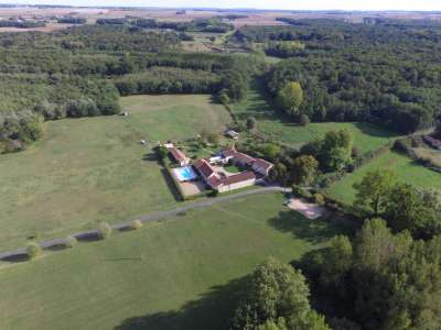 Image 14 | 14 bedroom house for sale with 10 hectares of land, Richelieu, Indre-et-Loire , Loire Valley 223470