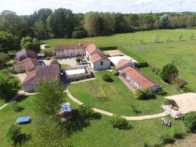 Image 2 | 14 bedroom house for sale with 10 hectares of land, Richelieu, Indre-et-Loire , Loire Valley 223470