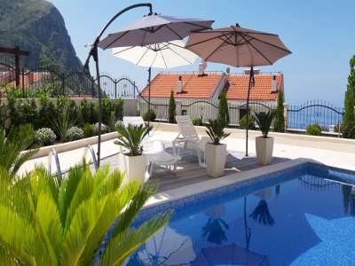 Image 2   4 bedroom villa for sale, Budva, Coastal Montenegro 223516