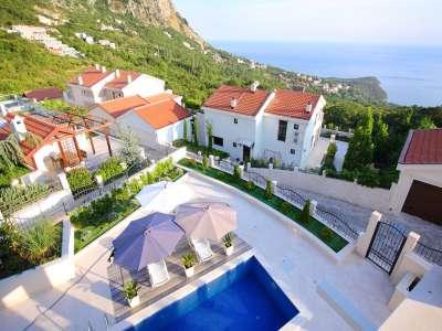 Image 3   4 bedroom villa for sale, Budva, Coastal Montenegro 223516