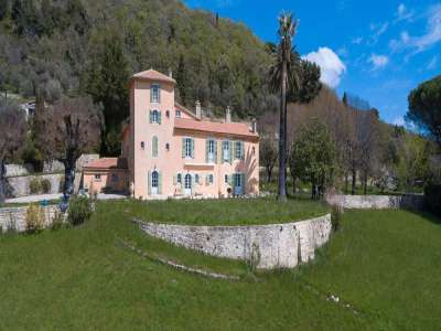 Image 1   10 bedroom manor house for sale with 1.3 hectares of land, Magagnosc, Grasse, Cote d'Azur French Riviera 223693