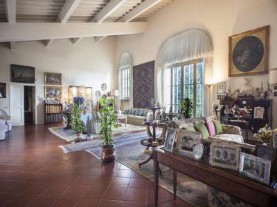 Image 13 | 9 bedroom villa for sale with 10 hectares of land, Lucca, Tuscany 223840