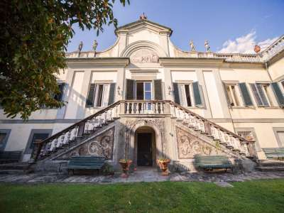 Image 8 | 9 bedroom villa for sale with 10 hectares of land, Lucca, Tuscany 223840
