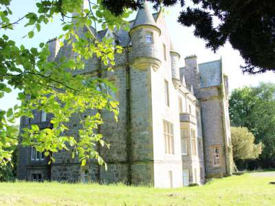 Image 3 | Impressive Scottish Castle for Sale on the Solway Firth with 17 Bedrooms. 223925