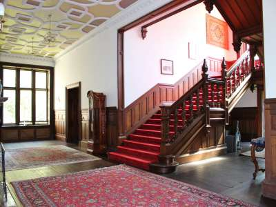 Image 5 | Impressive Scottish Castle for Sale on the Solway Firth with 17 Bedrooms. 223925