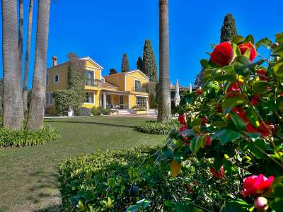 Image 2   9 bedroom villa for sale with 0.49 hectares of land, Cap d'Antibes, Antibes Juan les Pins, French Riviera 223990