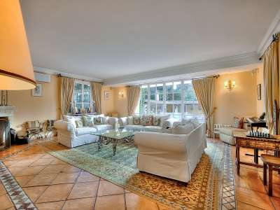Image 4   9 bedroom villa for sale with 0.49 hectares of land, Cap d'Antibes, Antibes Juan les Pins, French Riviera 223990