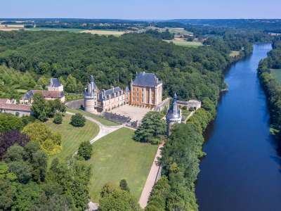 Image 16 | 24 bedroom French chateau for sale with 61.31 hectares of land, Bonnes, Poitiers, Vienne , Poitou-Charentes 224067
