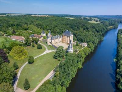 Image 2 | 24 bedroom French chateau for sale with 61.31 hectares of land, Bonnes, Poitiers, Vienne , Poitou-Charentes 224067