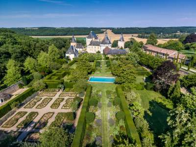 Image 4 | 24 bedroom French chateau for sale with 61.31 hectares of land, Bonnes, Poitiers, Vienne , Poitou-Charentes 224067