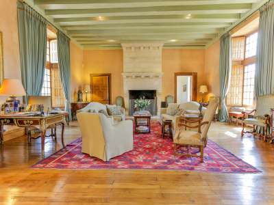Image 5 | 24 bedroom French chateau for sale with 61.31 hectares of land, Bonnes, Poitiers, Vienne , Poitou-Charentes 224067