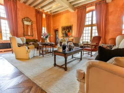 Image 6 | 24 bedroom French chateau for sale with 61.31 hectares of land, Bonnes, Poitiers, Vienne , Poitou-Charentes 224067