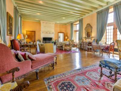 Image 9 | 24 bedroom French chateau for sale with 61.31 hectares of land, Bonnes, Poitiers, Vienne , Poitou-Charentes 224067