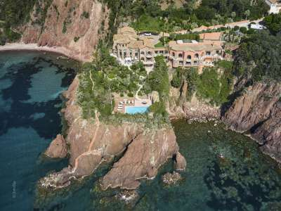 Image 1 | 10 bedroom villa for sale with 1.24 hectares of land, Theoule sur Mer, Alpes-Maritimes 6, French Riviera 224173