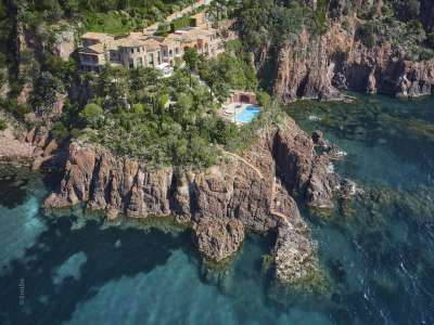 Image 2 | 10 bedroom villa for sale with 1.24 hectares of land, Theoule sur Mer, Alpes-Maritimes 6, French Riviera 224173