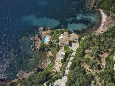 Image 21 | 10 bedroom villa for sale with 1.24 hectares of land, Theoule sur Mer, Alpes-Maritimes 6, French Riviera 224173