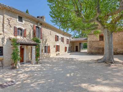 Image 1 | 6 bedroom farmhouse for sale with 40.13 hectares of land, Pont Saint Esprit, Gard , Provence 224185