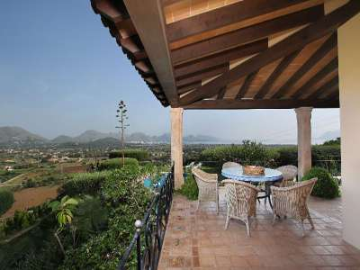 Image 12   5 bedroom villa for sale with 1.41 hectares of land, Pollenca, Northern Mallorca, Mallorca 224334