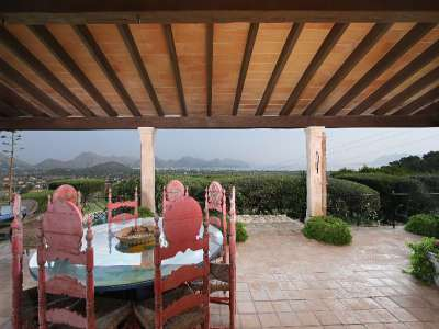 Image 13   5 bedroom villa for sale with 1.41 hectares of land, Pollenca, Northern Mallorca, Mallorca 224334