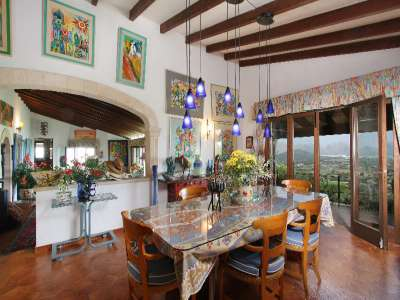 Image 4   5 bedroom villa for sale with 1.41 hectares of land, Pollenca, Northern Mallorca, Mallorca 224334