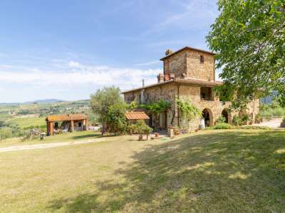 Image 10 | Farmhouse for sale with 30 hectares of land, Florence, Chianti Wine Region 224581