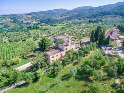 Image 2 | Farmhouse for sale with 30 hectares of land, Florence, Chianti Wine Region 224581