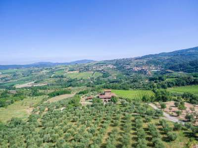 Image 25 | Farmhouse for sale with 30 hectares of land, Florence, Chianti Wine Region 224581