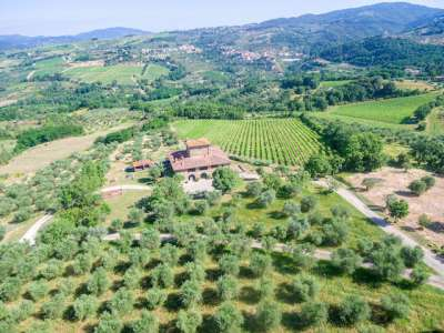 Image 26 | Farmhouse for sale with 30 hectares of land, Florence, Chianti Wine Region 224581