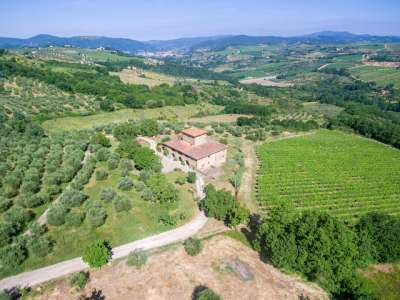Image 27 | Farmhouse for sale with 30 hectares of land, Florence, Chianti Wine Region 224581