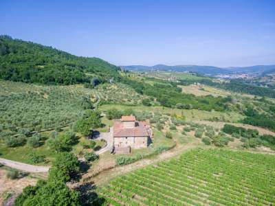 Image 28 | Farmhouse for sale with 30 hectares of land, Florence, Chianti Wine Region 224581