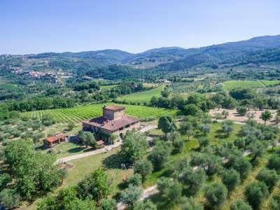 Image 30 | Farmhouse for sale with 30 hectares of land, Florence, Chianti Wine Region 224581