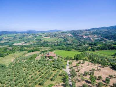 Image 32 | Farmhouse for sale with 30 hectares of land, Florence, Chianti Wine Region 224581