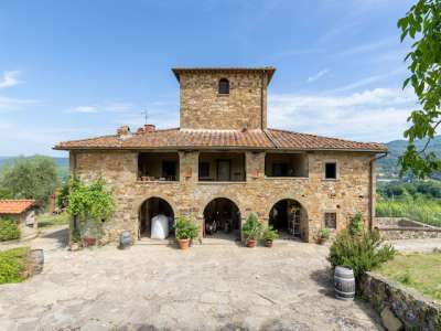 Image 7 | Farmhouse for sale with 30 hectares of land, Florence, Chianti Wine Region 224581