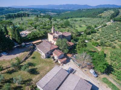 Image 9 | Farmhouse for sale with 30 hectares of land, Florence, Chianti Wine Region 224581