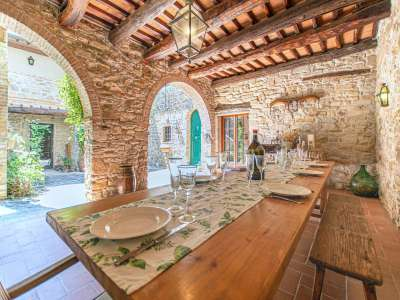 Image 18 | 4 bedroom farmhouse for sale with 16 hectares of land, Greve in Chianti, Florence, Chianti Wine Region 224733