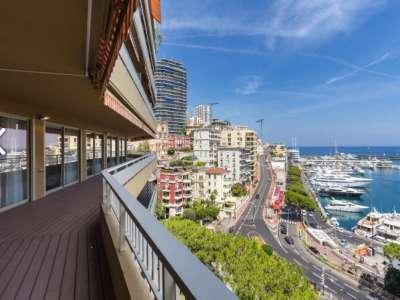 Image 1   6 bedroom apartment for sale, La Condamine, Monte Carlo, French Riviera 225116