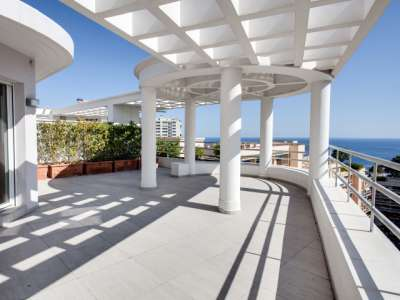 Image 1   4 bedroom penthouse for sale, Carre d'Or Golden Square, Monte Carlo, French Riviera 225117