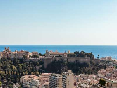 Image 5   4 bedroom penthouse for sale, Carre d'Or Golden Square, Monte Carlo, French Riviera 225117