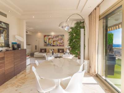 Image 2   2 bedroom apartment for sale, Jardin Exotique, Monte Carlo, French Riviera 225155