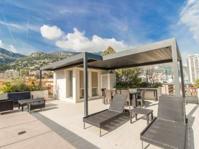 Image 5   2 bedroom apartment for sale, Jardin Exotique, Monte Carlo, French Riviera 225155