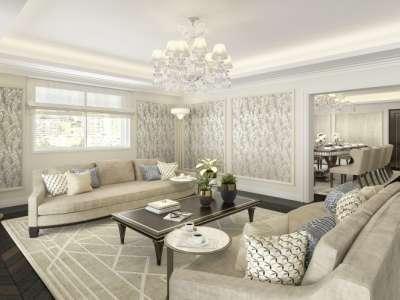 Image 1 | 3 bedroom apartment for sale, Villa de Rome, Monte Carlo, French Riviera 225157