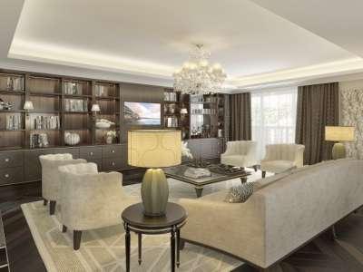 Image 5 | 3 bedroom apartment for sale, Villa de Rome, Monte Carlo, French Riviera 225157