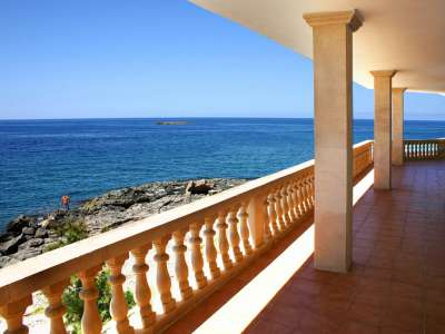 Image 2   10 bedroom villa for sale with 356m2 of land, Colonia Sant Jordi, Ses Salines, South Eastern Mallorca, Mallorca 225170