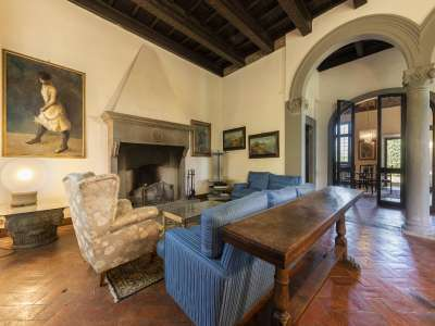 Image 15   5 bedroom villa for sale with 3.23 hectares of land, Florence, Chianti Wine Region 225197