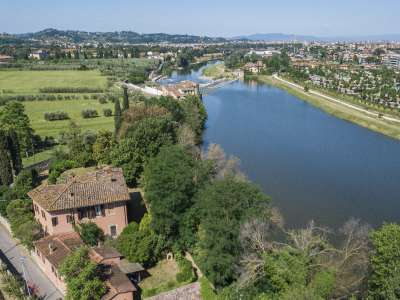 Image 2   5 bedroom villa for sale with 3.23 hectares of land, Florence, Chianti Wine Region 225197
