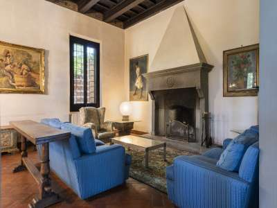 Image 4   5 bedroom villa for sale with 3.23 hectares of land, Florence, Chianti Wine Region 225197