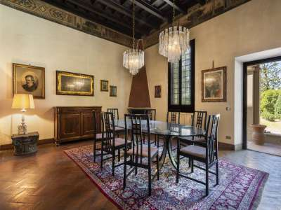Image 5   5 bedroom villa for sale with 3.23 hectares of land, Florence, Chianti Wine Region 225197