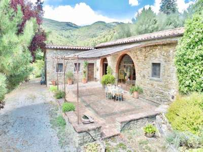 Image 20 | 12 bedroom villa for sale with 10 hectares of land, Cortona, Arezzo, Tuscany 225281